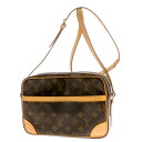 27 LOUIS VUITTON トロカデロ M51274 shoulder bag monogram canvas Lady's upup7