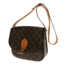 24 LOUIS VUITTON sun crew M51242 shoulder bag monogram canvas Lady's upup7