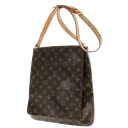 LOUIS VUITTON musette M51256 shoulder bag monogram canvas Lady's upup7
