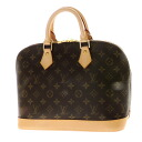 LOUIS VUITTON Al Mar M51130 handbag monogram canvas Lady's upup7