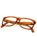Tortoiseshell Glasses 18K yellow gold  45.6g