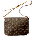 LOUIS VUITTON musette tango M51257 shoulder bag monogram canvas Lady's upup7