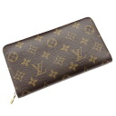 LOUIS VUITTON ジッピーウォレットラウンドファスナー M61727 long wallet (there is a coin purse) monogram canvas Lady's upup7