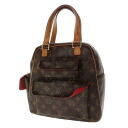 LOUIS VUITTON エクサントリ protagonist M51161 handbag monogram canvas Lady's upup7