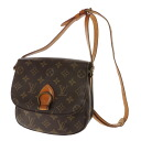 LOUIS VUITTON sun crew M51244 shoulder bag monogram canvas Lady's upup7