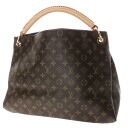 Authentic LOUIS VUITTON  ArtsyMM M40249 Tote bag Monogram canvas