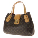 LOUIS VUITTON グリート M55210 tote bag monogram canvas Lady's upup7
