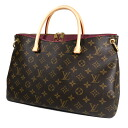 LOUIS VUITTON Pallas M40906 handbag monogram canvas Lady's upup7
