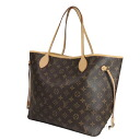 LOUIS VUITTON never full MM M40156 tote bag monogram canvas Lady's upup7
