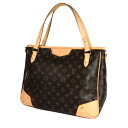 LOUIS VUITTON S trailer MM M41232 tote bag monogram canvas Lady's upup7