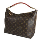 LOUIS VUITTON Sully PM M40586 handbag monogram canvas Lady's upup7