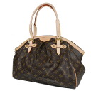 LOUIS VUITTON Tivoli GM M404144 tote bag monogram canvas Lady's upup7