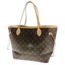 Authentic LOUIS VUITTON  Neverfull MM M40156 Tote Bag Monogram canvas