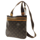 Authentic LOUIS VUITTON  Pochette Bosphore M40045 Shoulder Bag Monogram canvas