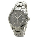 Authentic TAG HEUER CJF2115 Watch Stainless  an automatic Men