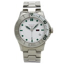 Authentic GUCCI YA126.2 Watch Stainless  Quartz Men