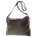 Authentic LOUIS VUITTON  Maca Sir Torres M40387 Shoulder Bag Monogram canvas