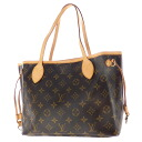 Authentic LOUIS VUITTON  Neverfull PM M40155 Shoulder Bag Monogram canvas