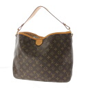 Authentic LOUIS VUITTON  Delightful PM M40352 Shoulder Bag Monogram canvas