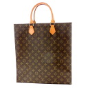 Authentic LOUIS VUITTON  Sakkupura M51140 Shoulder Bag Monogram canvas