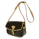 Authentic LOUIS VUITTON  Soronyu M42250 Shoulder Bag Monogram canvas