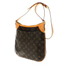 Authentic LOUIS VUITTON  Odeon PM M56390 Shoulder Bag Monogram canvas