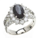 2.69ct Alexandrite Ring PlatinumPT900  9.2