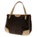 Authentic LOUIS VUITTON  Estrela MM M41232 Shoulder Bag Monogram canvas