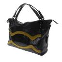 Authentic SELECT BAG  Python Handbag Real leather