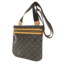 Authentic LOUIS VUITTON  Pochette boss Fall N51111 Shoulder Bag Monogram canvas