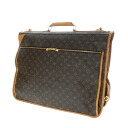 Authentic LOUIS VUITTON  Porutaburu-thunk-Santore M23412 Shoulder Bag Monogram canvas