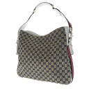 GUCCI GG shoulder bag canvas Lady's apap8