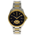 Authentic TAG HEUER Grand Carre La Calibre 6 WAV515A Watch 18K yellow gold SS an automatic Men