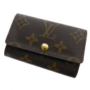 Authentic LOUIS VUITTON    Key case Monogram canvas
