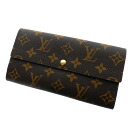 Authentic LOUIS VUITTON  M61734 06 new Portefeiulle · Sara (With Coin Pocket) Long Wallet Monogram canvas