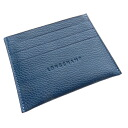 Authentic Longchamp  Longchamp Card Case Card slit case