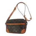 Authentic LOUIS VUITTON  Trocadero 24 M51276 Shoulder Bag Monogram canvas