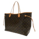 Authentic LOUIS VUITTON  Neverfull GM M40157 Tote Bag Monogram canvas