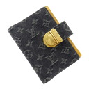 Authentic LOUIS VUITTON  Agenda PM R21038 Notebook cover Denim
