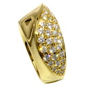 Authentic MIKIMOTO  Diamond Ring 18K Gold