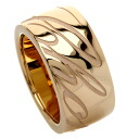 Authentic Chopard  Extended Simo ring Ring 18K pink gold