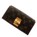 Authentic LOUIS VUITTON  Portefeiulle Elysee M60361 (With Coin Pocket) Long Wallet Monogram canvas