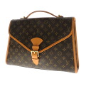 Authentic LOUIS VUITTON  Beverly M51121 Business bag Monogram canvas