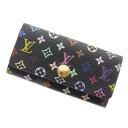Authentic LOUIS VUITTON  Multicles 4 M93732 Key case Monogram canvas