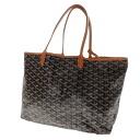 Authentic GOYARD  Saint Louis PM Tote Bag PVC
