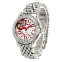 Authentic ZENITH Chronomaster Open Heart Watch Stainless  an automatic Women