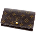 Authentic LOUIS VUITTON  Porto Monet Bietorezo Le M61730 Bifold Wallet with Coin Pocket Monogram canvas