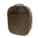 Authentic LOUIS VUITTON  Pack All Sac ad M51132 Handbag Monogram canvas
