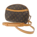 Authentic LOUIS VUITTON  Blois M51221 Shoulder Bag Monogram