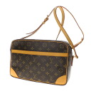 Authentic LOUIS VUITTON  Trocadero 27 M51274 Shoulder Bag Monogram canvas